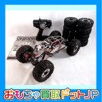 タミヤ 【ウニモグ ベース車 改造済 ラジコン完成品】電動RCをお買取りしました