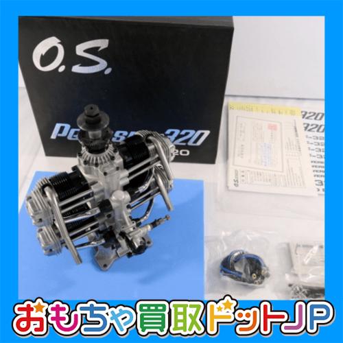 小川精機 FF-320 ペガサス 320 (飛行機用エンジン) #36410